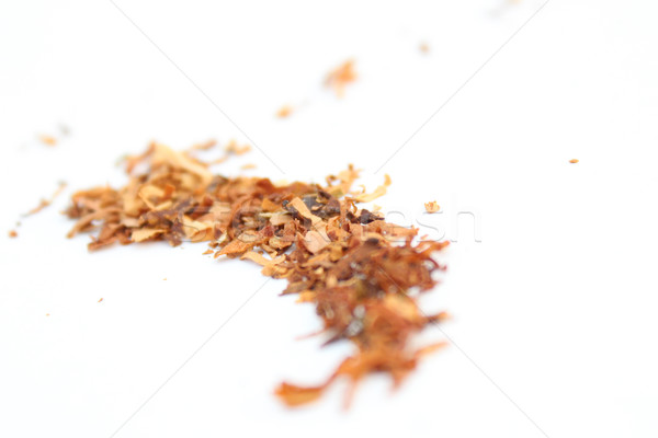 Spilled Tobacco Stock photo © javiercorrea15