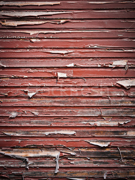 Grungy flakey painted wall background Stock photo © jaykayl