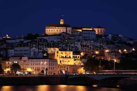 リスボン ポルトガル 1泊 ホーム すごい アーキテクチャ ストックフォト © jeayesy