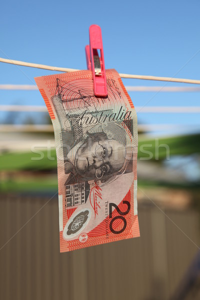 Money Laundering Stock photo © jeayesy
