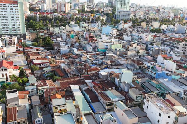 Ho Chi Minh City - Vietnam Stock photo © jeayesy