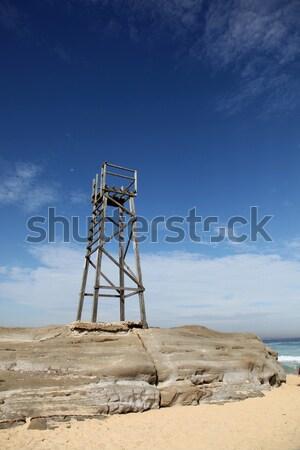 Redhead Beach - Newcastle Australia Stock photo © jeayesy