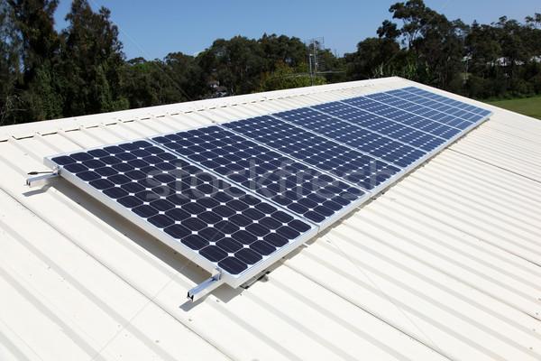 Solar Power Stock photo © jeayesy