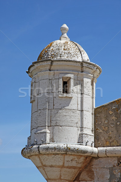 Forte da Bandeira,Lagos Stock photo © jeayesy