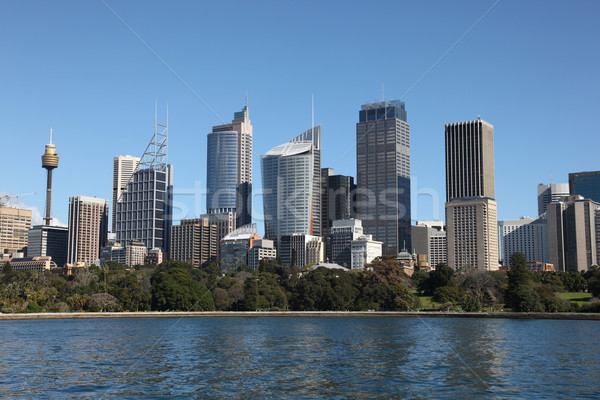 Sydney Australia Stock photo © jeayesy