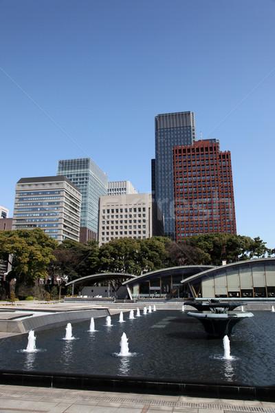 Tokyo - Japan Stock photo © jeayesy