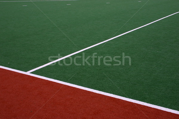 Hockey sideline Stock photo © jeayesy