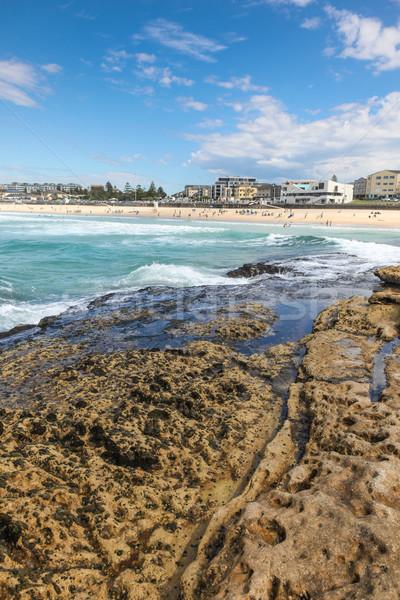 Bondi Beach - Sydney Australia Stock photo © jeayesy