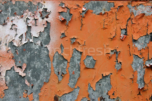 Flaking Paint Stock photo © jeayesy