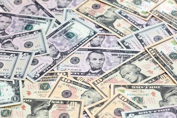 United States Money Stock photo © jeayesy