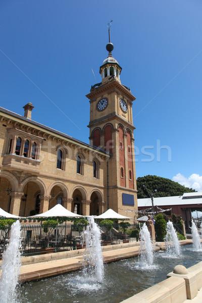 ニューカッスル オーストラリア 2番目の 市 カップル 北 ストックフォト © jeayesy