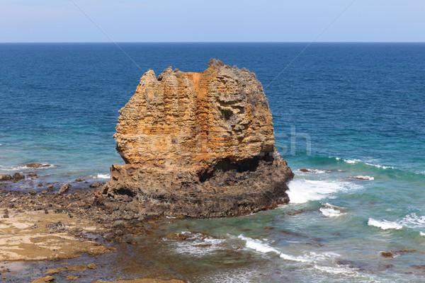Eagle Rock Great Ocean Road - Victoria Australia Stock photo © jeayesy