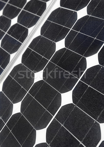 Solar Panels Stock photo © jeayesy
