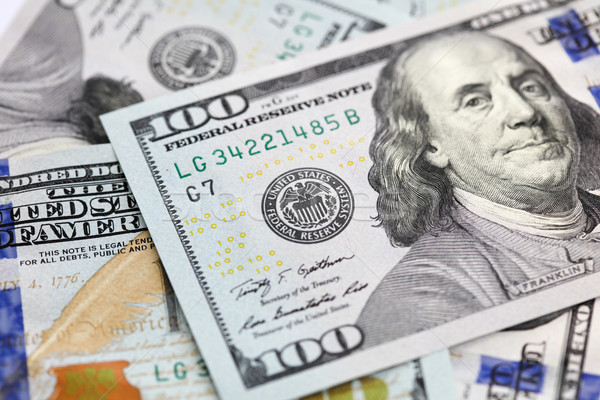 United States Money Stock photo © jeayesy