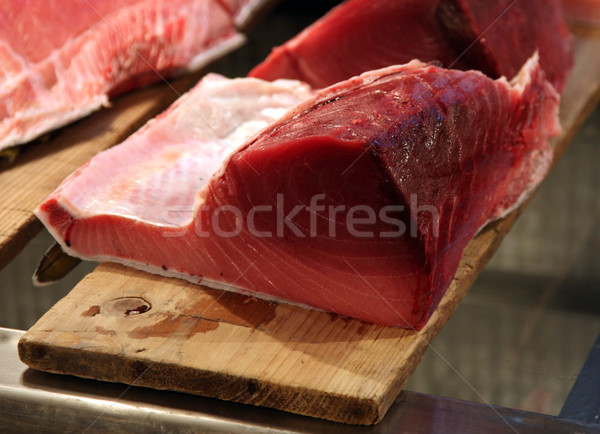 Stock photo: Tuna