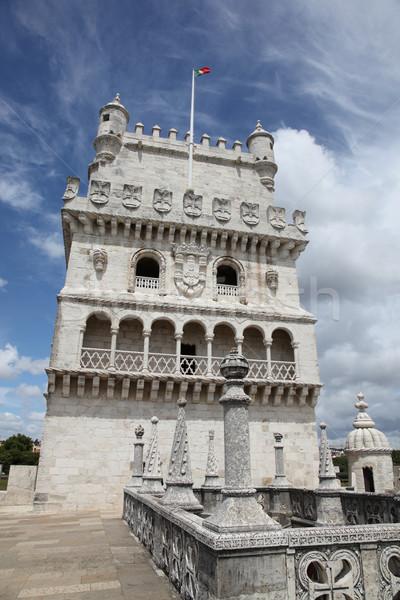 Belem Tower - Lisbon Stock photo © jeayesy
