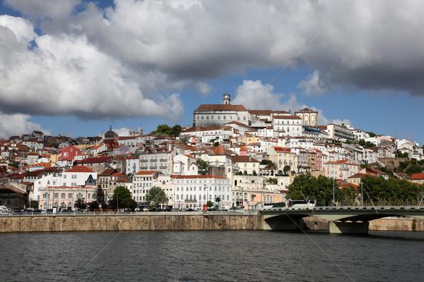 Coimbra Portugal Stock photo © jeayesy
