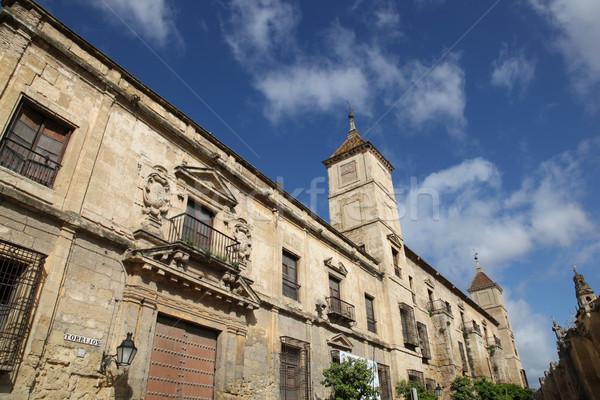 Cordoba Spain Stock photo © jeayesy