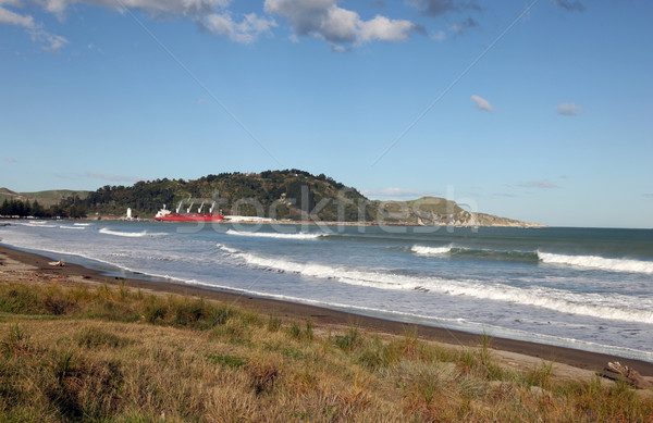 Gisborne - New Zealand Stock photo © jeayesy