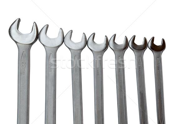 spanners Stock photo © jeayesy