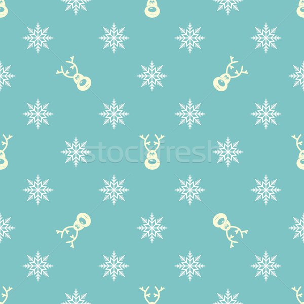 Noel noel arka dokular toplama Stok fotoğraf © JeksonGraphics