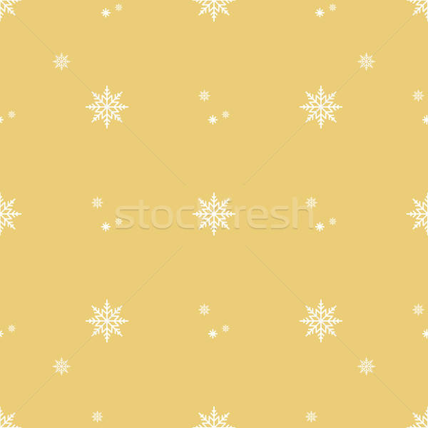 Stock photo: Christmas seamless pattern. Xmas backgrounds textures collection for holidays season. Use for packag