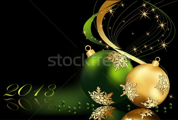 Christmas  background  Stock photo © jelen80