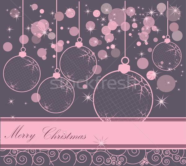 Happy New Year background Stock photo © jelen80