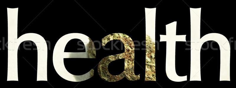 Medical Marijuana  Stock photo © jeremynathan