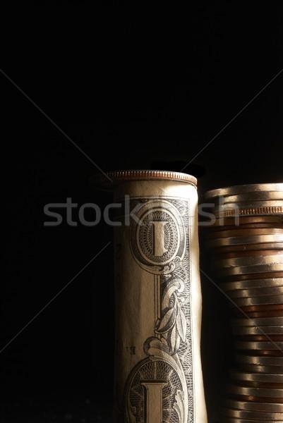 Para iş finanse para dizayn detay Stok fotoğraf © jeremynathan