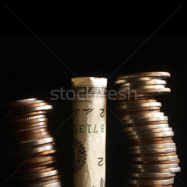 Money, Business and Finance Stock photo © jeremynathan
