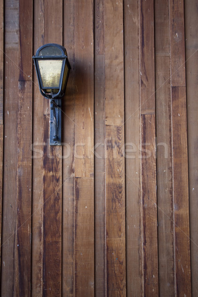 Hout groot houtstructuur licht verweerde textuur Stockfoto © jeremywhat