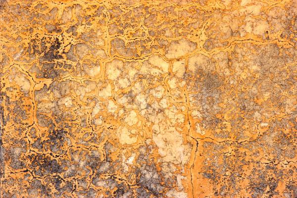 Orange wall texture Stock photo © jet
