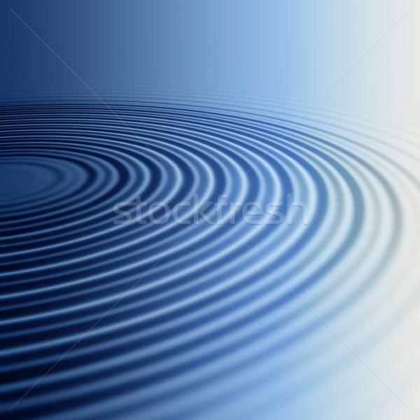 Eau sombre bleu texture lumière mer Photo stock © jezper