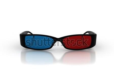 3D Glasses Stock photo © jezper