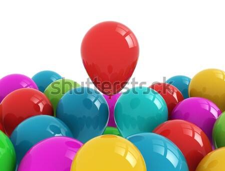 Balloons Stock photo © jezper