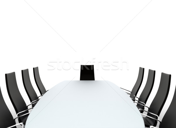 Conference room  Stock photo © jezper