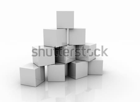 Building blocks  Stock photo © jezper