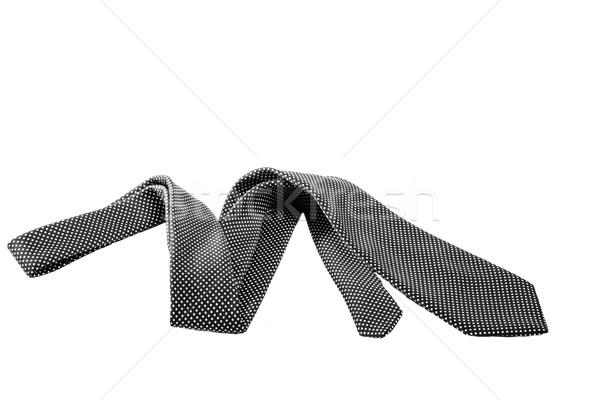 Black and White Tie Stock photo © JFJacobsz