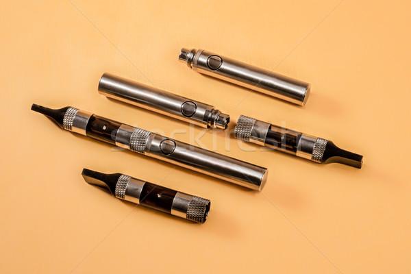 Electronic Cigarettes Stock photo © JFJacobsz