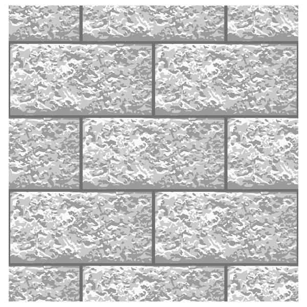 Blanco mármol ladrillo vector patrón Foto stock © jiaking1