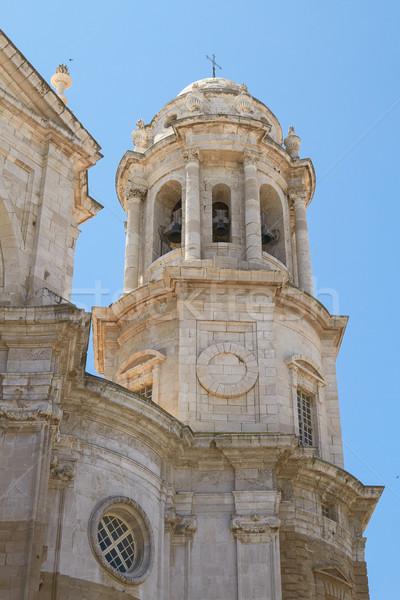 подробность собора Испания здании город Церкви Сток-фото © jirivondrous