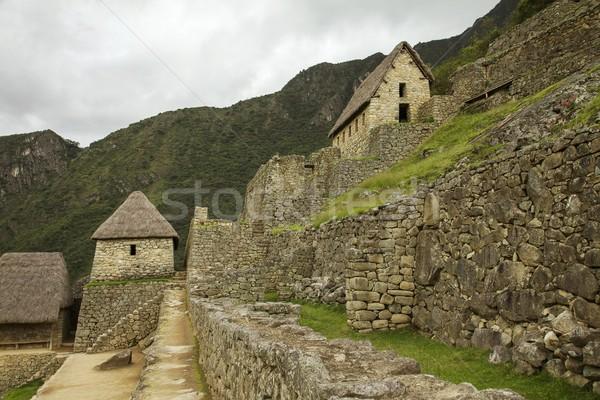 Machu Picchu, Peru Stock photo © jirivondrous