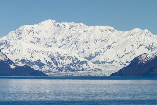 ледник воды красоту льда путешествия гор Сток-фото © jirivondrous