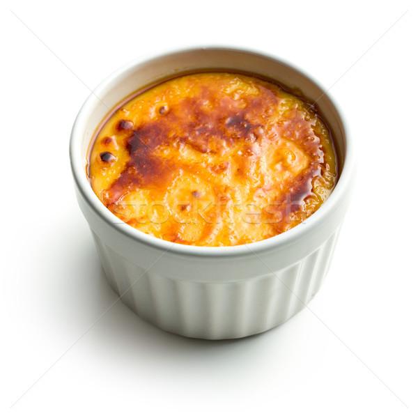 Foto stock: Cerâmico · tigela · branco · comida · restaurante · alimentação