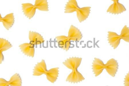 farfalle pasta Stock photo © jirkaejc