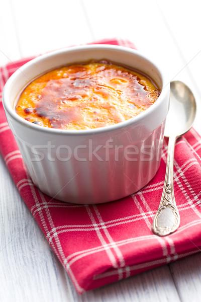 Foto stock: Cerâmico · tigela · comida · restaurante · alimentação