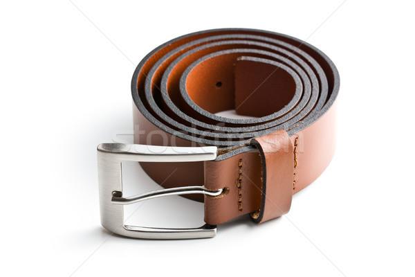 leather belt Stock photo © jirkaejc