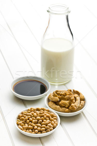 various soy products Stock photo © jirkaejc