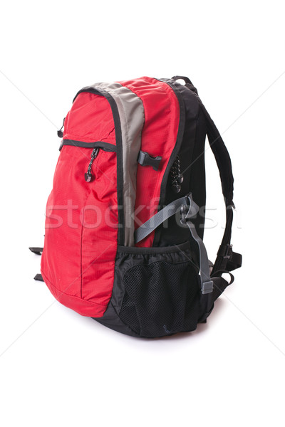 red  backpack Stock photo © jirkaejc